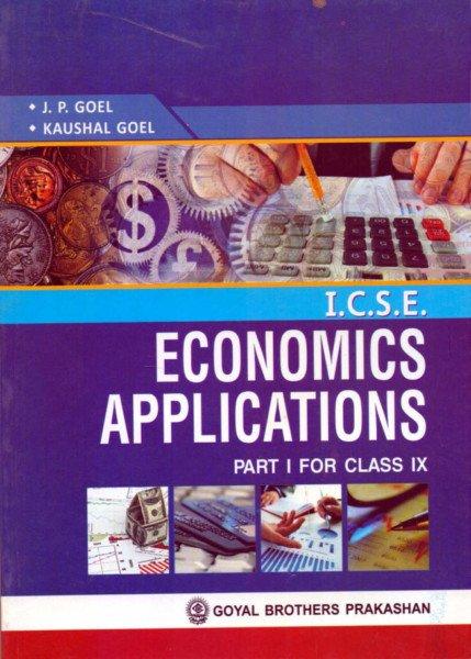 Icse Economics Book