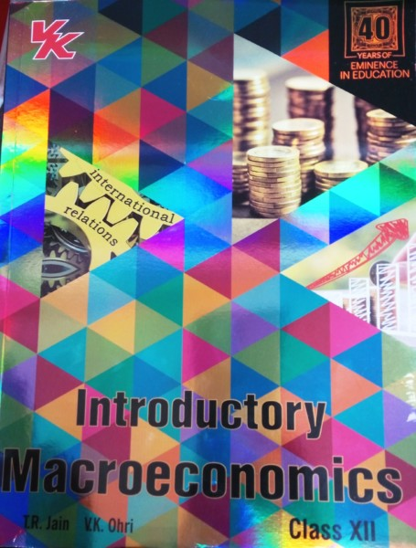 VK - Introductory Macroeconomics / Indian Economic Development Class-12  CBSE (Set of 2 Books) (9789388893046)