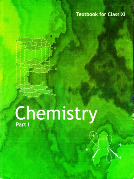 NCERT - Chemistry Part-I Textbook for Class-11 (817450494X)