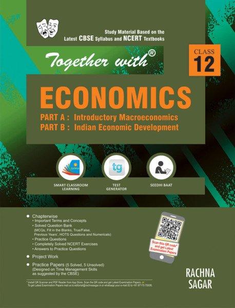 Rachna Sagar - CBSE Together with Economics Class-12 (9789389048841)